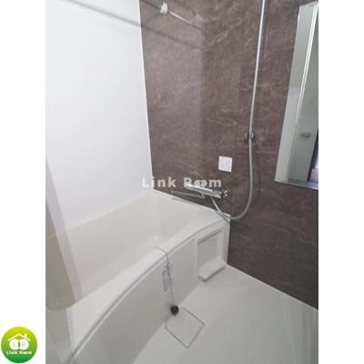 【浴室】プレール・ドゥーク住吉駅前