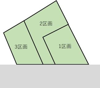 【土地図】小田急線「鶴川」駅 条件付売地