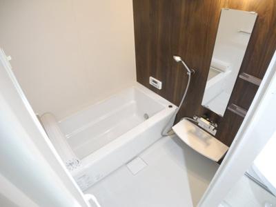 【浴室】クレール クリヤマ