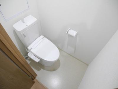 【トイレ】クレール クリヤマ