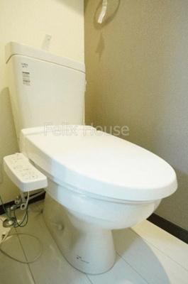 【トイレ】グランクオール小竹向原