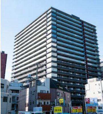 2015年築21階建て!竹中工務店施工の免震タワーレジデンス