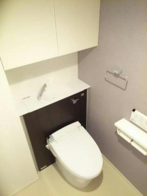 【トイレ】アルカンシエル八千代台