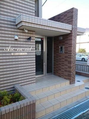 【エントランス】アルカンシエル八千代台