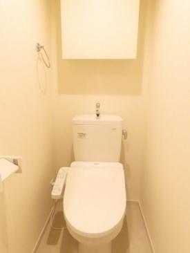 【トイレ】リバーサイド住川