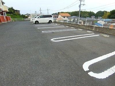 【駐車場】フォレステージA