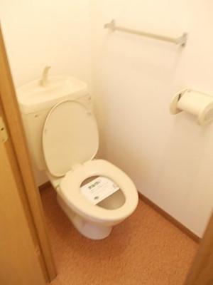 【トイレ】フォレステージA