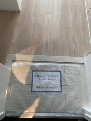 【玄関】プライムメゾン蔵前