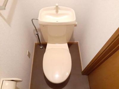 【トイレ】サンフラワー日高