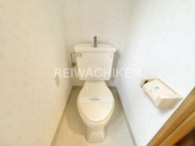 【トイレ】宗像市城西ヶ丘三丁目売家