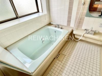 【浴室】宗像市城西ヶ丘三丁目売家