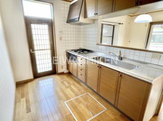 【キッチン】宗像市城西ヶ丘三丁目売家