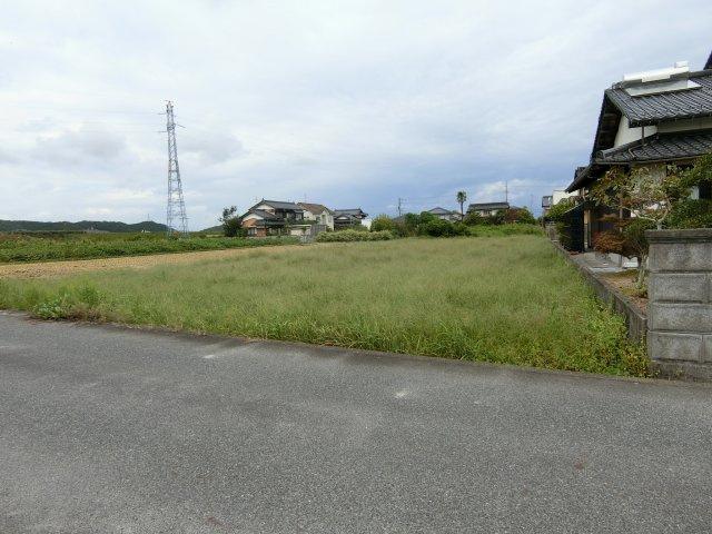 【外観】米子市古豊千 売地2