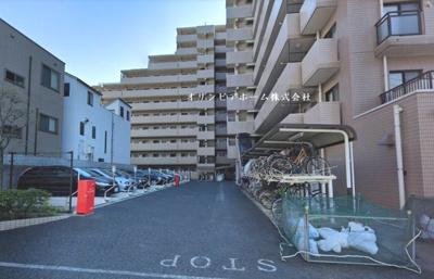 【駐車場】ライオンズガーデン錦糸町 2階 リ ノベーション済 1996年築