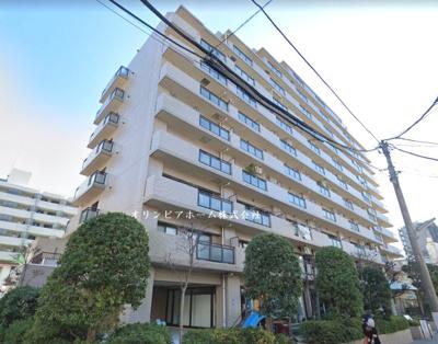 【外観】ライオンズガーデン錦糸町 2階 リ ノベーション済 1996年築