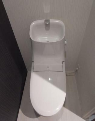 【トイレ】メゾン鳥越