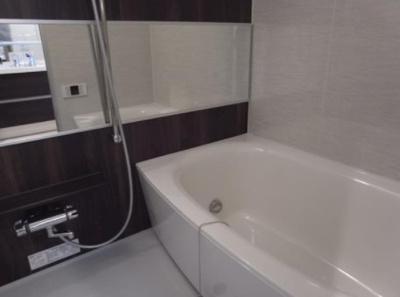 【浴室】メゾン鳥越