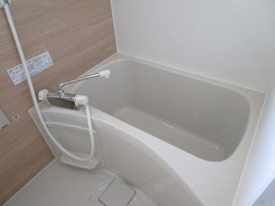 【浴室】セントラル・コーポ