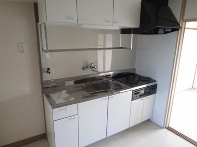 【キッチン】セントラル・コーポ