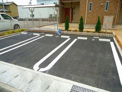 【駐車場】エストソーレⅡ