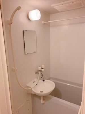 【浴室】レオパレスT&Y