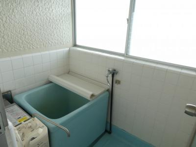 【浴室】ハイツトウマA