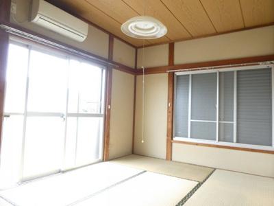 【和室】ハイツトウマA