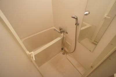 【浴室】セレッソコートリバーサイドOSAKA