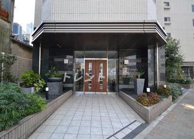 【エントランス】HF西新宿レジデンスEAST