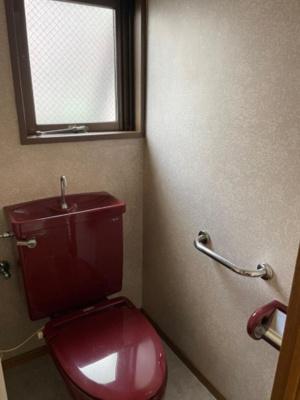 【トイレ】リバーサイド梅はら