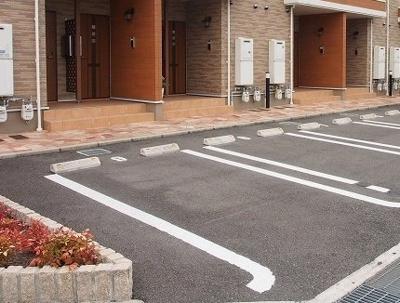 【駐車場】グランアウローラⅥ