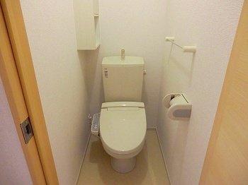 【トイレ】グランアウローラⅥ