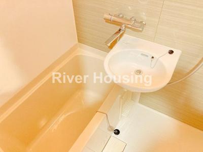【浴室】ルーブル練馬沼袋