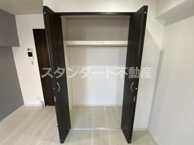 【収納】TOYOTOMI STAY PREMIUM梅田西Ⅱ