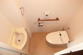 【トイレ】クラッシィ白金台シティハウス