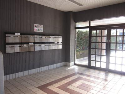 【ロビー】メゾン・ド・エクレール