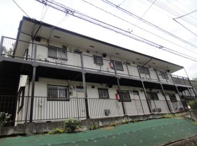 【外観】コーポ五所塚