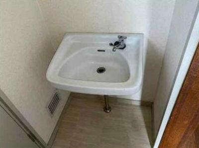 【浴室】コーポ五所塚