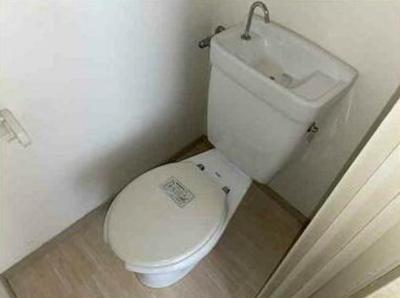 【トイレ】コーポ五所塚