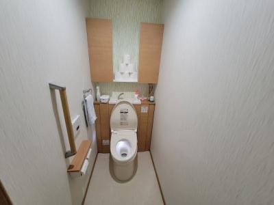 【トイレ】中京区姉猪熊町 中古戸建