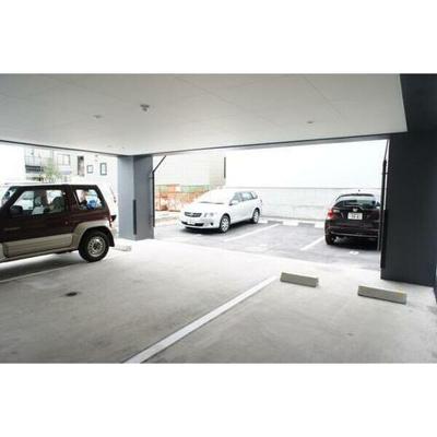 【駐車場】モルティーニ山鼻