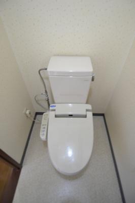 温水洗浄暖房機能便座