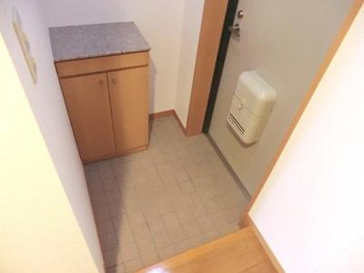 ★玄関にシューズボックスを設置しています。★