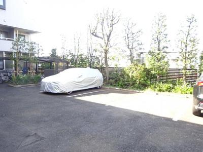 【駐車場】御殿山ガーデン