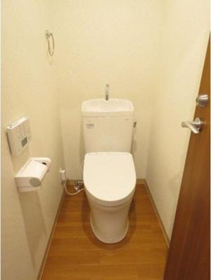 【トイレ】御殿山ガーデン
