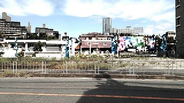 【外観】上新田1丁目5号地建築条件無売地