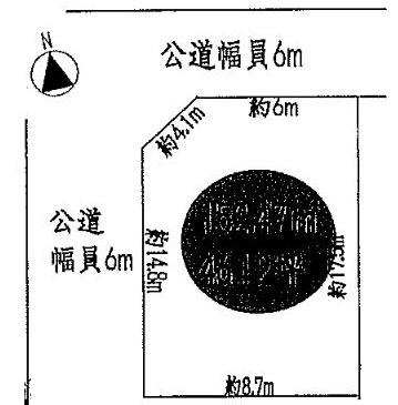 【その他】神戸市西区南別府3丁目 売り土地