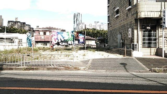 【外観】上新田1丁目6号地建築条件無売地