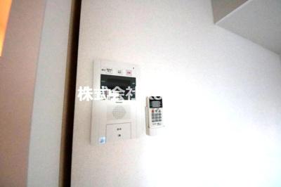 モニターフォンです。