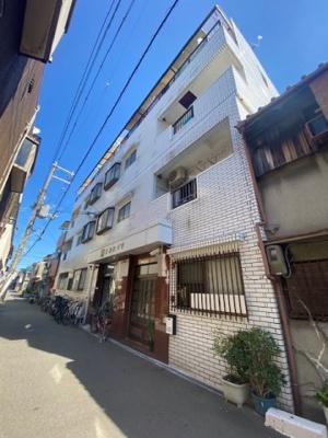 【外観】三友ハイツⅡ号館 仲介手数料無料